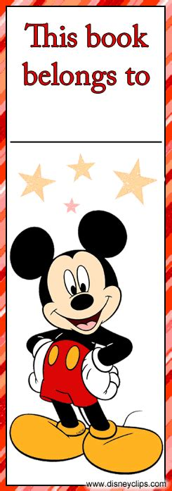 mickey mouse  friends printables disneyclipscom