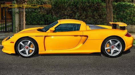 Porsche Carrera GT by pingallery (With images) | Porsche carrera, Porsche carrera gt, Porsche