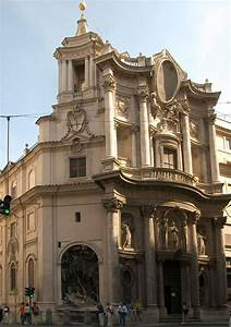 Francesco Borromini in Rome