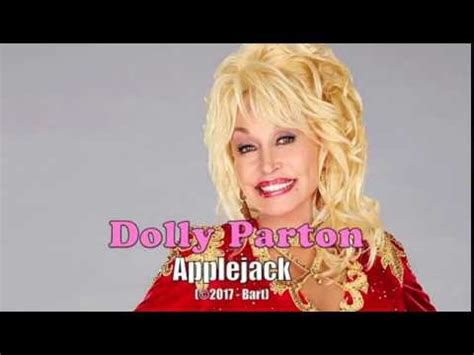 dolly parton applejack karaoke youtube