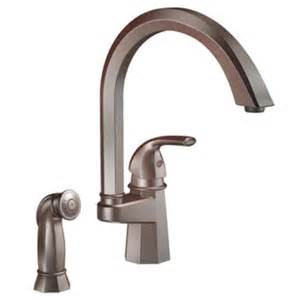 moen kitchen faucet models rubbed bronze one handle high arc kitchen faucet s741orb from moen