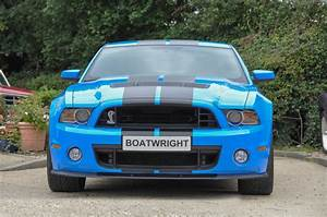 2013 (62) Ford Mustang GT500 Shelby – Just 2,500 Miles – Performance Package – David Boatwright ...