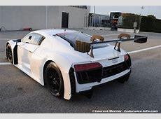 Lastcarnews 2016 Audi R8 LMS Spotted at Paul Ricard