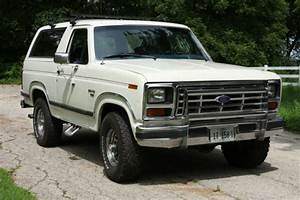 1986 Ford Bronco Xlt 351 For Sale  Photos  Technical