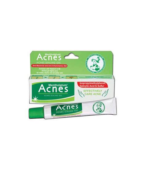 Acnes Sealing Gel 18gr acnes rohto sealing gel buy acnes rohto sealing gel at