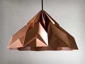Origami Lampe Kaufen : die besten 25 origami lampenschirm ideen auf pinterest origamilampe geometrische origami und ~ Markanthonyermac.com Haus und Dekorationen