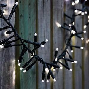 Cluster Fairy Lights Outdoor