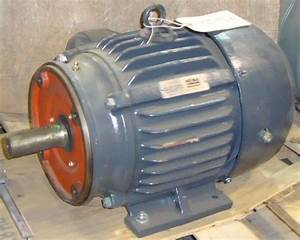 New Emerson Electric Motor 7 5 Hp 1765 Rpm 9009lr