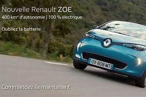 Renault Zoe Batterie : pub tv renault zo ze 40 il est temps d oublier la ~ Kayakingforconservation.com Haus und Dekorationen
