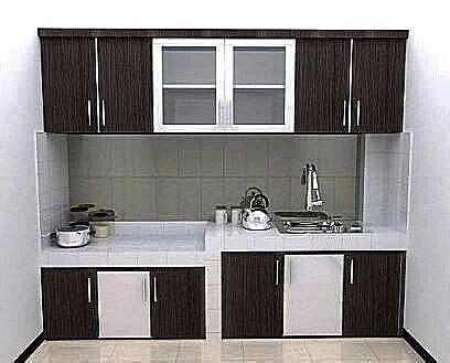Model Kitchen Set 2017  Dapur Minimalis Idaman Kitchen