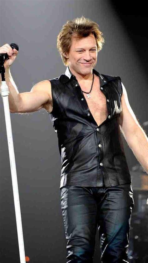 Pin Anthony Cartwright Leather Fashion Bon Jovi
