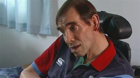stroke victim desperate  die  demeaning life itv