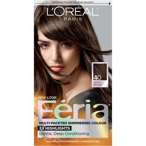 loreal hair color feria l or 233 al feria permanent hair color ebay