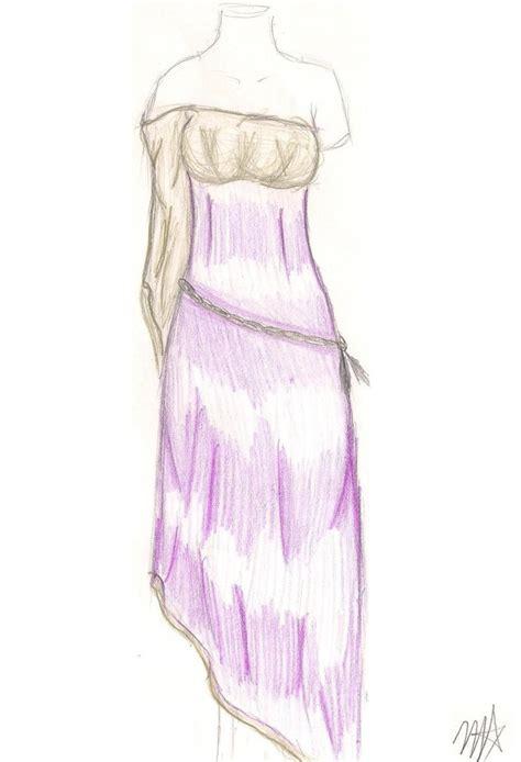 drawing  dream prom dresses part    dark ninja