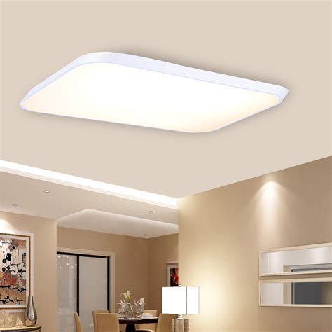 recessed ceiling lights kitchen ultra thin 48w led ceiling lights kitchen bedroom l