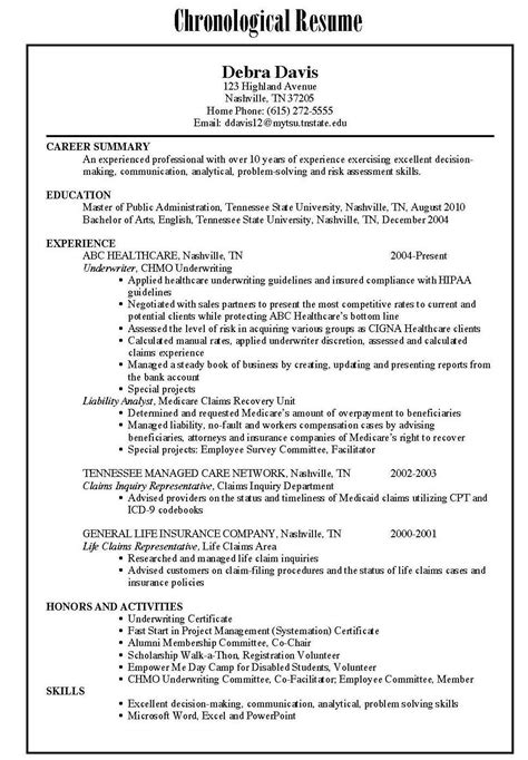 insurance underwriter resume template a resume exle for