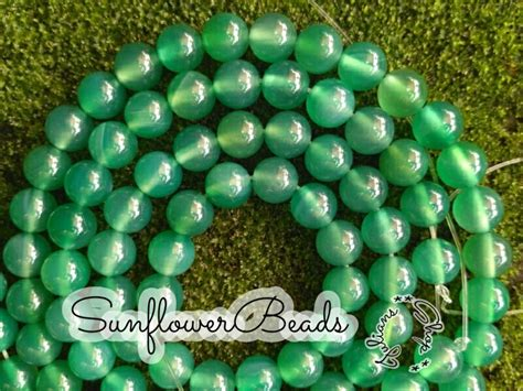 jual manik batu alam natural akik hijau green agate di lapak julians shop juliansshop