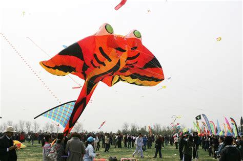 weifang international kite festival folklore flying high