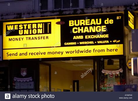bureau union union transfer bureau de change in uk