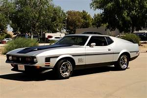 1971 FORD MUSTANG MACH 1 FASTBACK - 206754