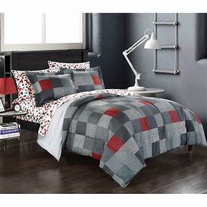 american, original, geo, blocks, bed, in, a, bag, bedding