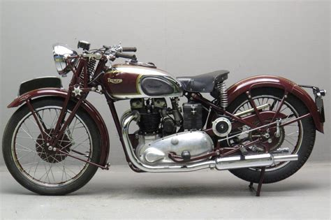Triumph Speed 1938 by Triumph 1939 Speed 500cc 2 Cyl Ohv Yesterdays