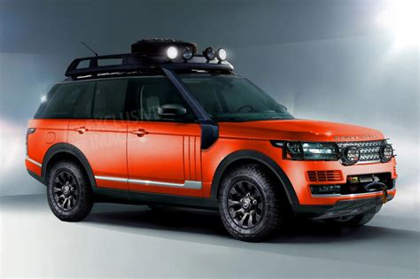 land rover off road new off road range rover next year from svo expedition