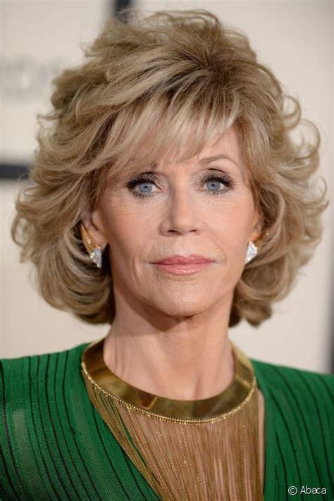 Jane Fonda **** Cut   hairstylegalleries.com