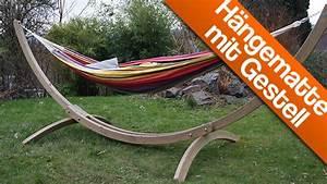 Günstige Hängematten Mit Gestell : h ngemattengestell eine h ngematte mit gestell finden ~ Bigdaddyawards.com Haus und Dekorationen