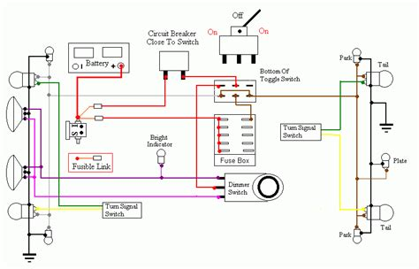 Cj7 Headlight Switch Wiring Diagram by Universal Wiper Motor Wiring Diagram Wiring Wiring