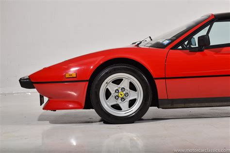 Specification ferrari 308 gts has benefited from a recent reconditioning and major service. Used 1984 Ferrari 308 GTS Quattrovalvole For Sale (Special Pricing) | Motorcar Classics Stock #1628