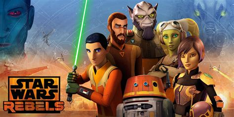 Star Wars Rebels Will Reveal Character Fates
