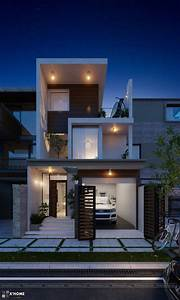 50, Narrow, Lot, Houses, That, Transform, A, Skinny, Exterior, Into, Something, Special