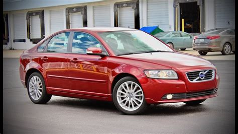 2011 Volvo S40 T5 by 2011 Volvo S40 2 5l T5 Review Test Drive