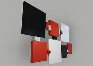 Sculpture Murale Design : composition murale sur mesure pas pied peint les pieds sur la table ~ Teatrodelosmanantiales.com Idées de Décoration