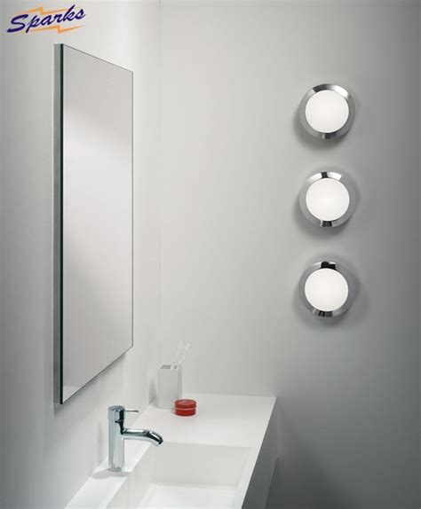 beautiful astro bathroom wall lights padova dakota and