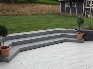 Terrassen Treppen In Den Garten : treppen kandler garten landschaftsbau g ttingen bovenden ~ Orissabook.com Haus und Dekorationen