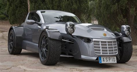 12 of the ugliest sports cars of all time