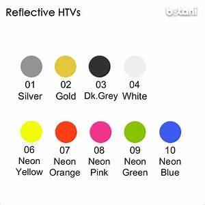 Htv Color Chart Botani Trimmings Inc Zipper Store In New York City