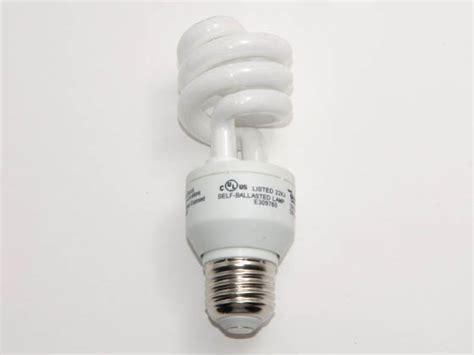 60w incandescent equivalent 13 watt 120 volt bright