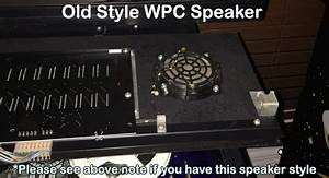 No Shadow Light Bulbs High Quality Bally Williams Blue Speaker Light Kit Pinball