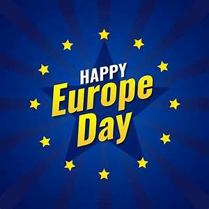 Europe Day Celebration - Download Free Vector Art, Stock ...