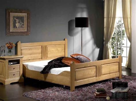 chambre bois massif adulte chambre adulte bois massif lit bois massif