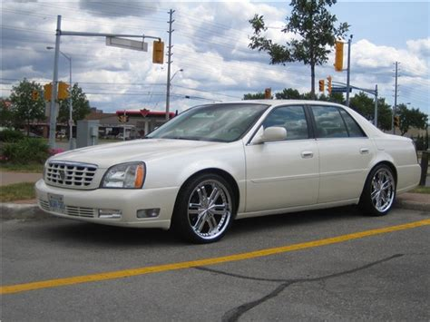 20 inch rims for 2004 cadillac deville