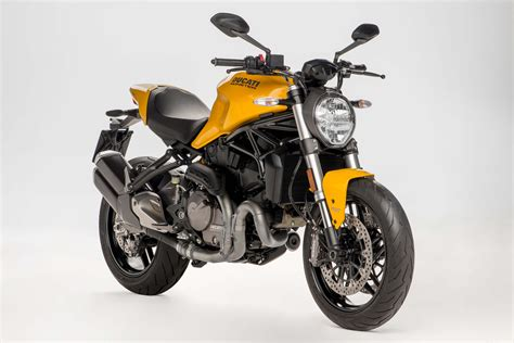 Ducati Monster 821 Gets Updated For 2018