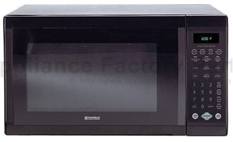 kenmore  parts microwaves