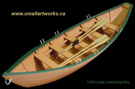 Dory Boat Kits For Sale by Lunenburg Dory Model