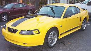 Timeline: 2004 Mustang Mach 1 - The Mustang Source