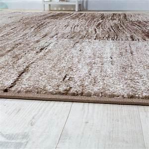 Bettumrandung Teppich Günstig : designer teppich modern wohnzimmer teppiche kurzflor karo meliert braun beige ebay ~ Markanthonyermac.com Haus und Dekorationen