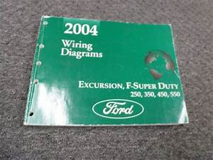 2004 Ford F350 Super Duty Truck Electrical Wiring Diagrams